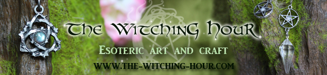 The Witching Hour banner