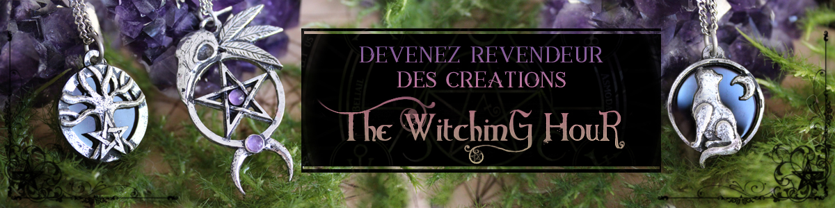 The Witching Hour artisanat païen et ésotérique