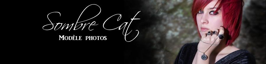 Sombre Cat modèle photos